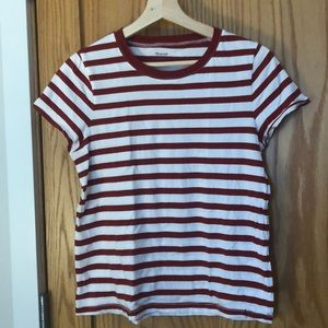 Madewell north side vintage tee